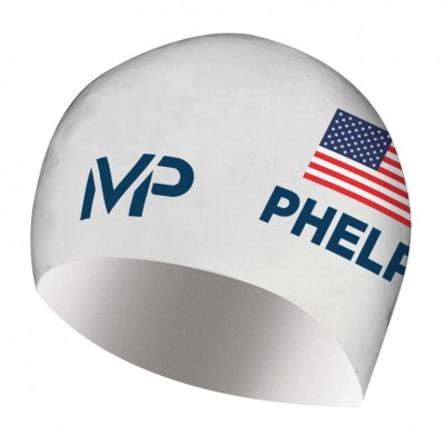 Michael Phelps plavecká čepice RACE CAP Limited Edition