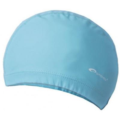 Spokey TORPEDO - plavecká čepice dvouvrstvá modrá