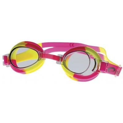 Spokey JELLYFISH Dětské plavecké brýle zelené