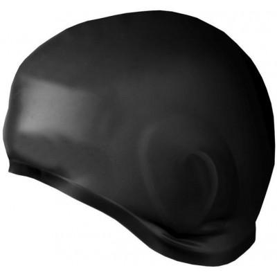 Spokey EARCAP Plavecká čepice černá
