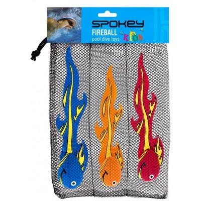 Spokey FIREBALL Hračky pro potápění