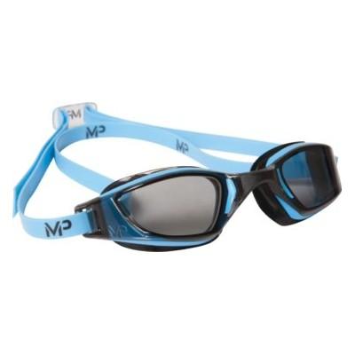 Michael Phelps Aqua Sphere plavecké brýle XCEED tmavý zorník