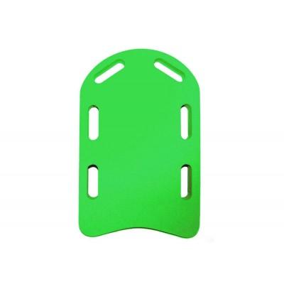 Plavecká deska LEARN zelená (48x30x3,8 cm)