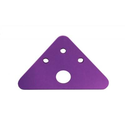 Plavecká deska ŠIPKA fialová (45x26,5x3,8cm)