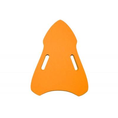 Plavecká deska RAKETA oranžová (48x37x3,8)