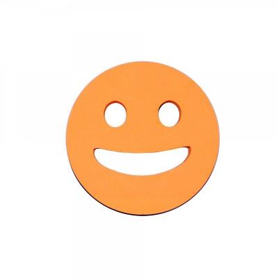 Plavecká deska SMAJLÍK oranžová (1 kus)