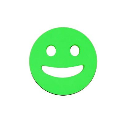 Plavecká deska SMAJLÍK zelená (1 kus)
