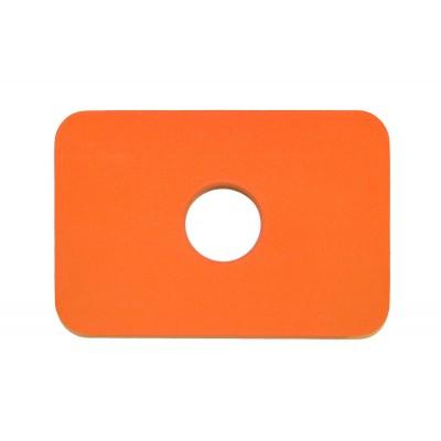 Plavecká deska KLASIK PROFI oranžová