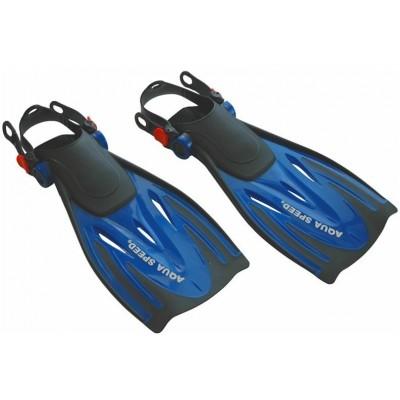 Snorkeling fins WOMBAT