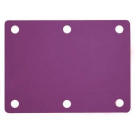 Plavecký ponton fialový (100x70x3,8cm)