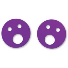 Nadlehčovací kroužky (fialové)
