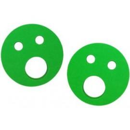 Baby nadlehčovací kroužky (zelené)