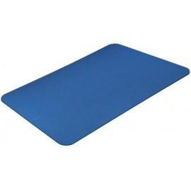 Cvičební podložka 1000x630x8mm modrá