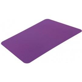 Cvičební podložka 1000x630x8mm fialová