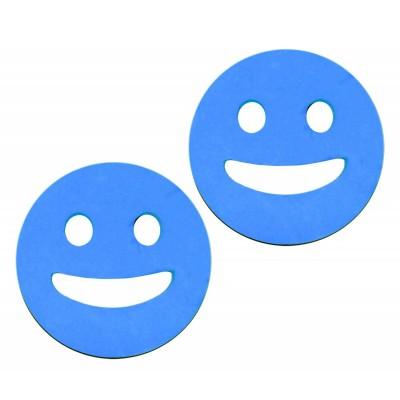 Plavecká deska SMAJLÍK modrá (1 kus)