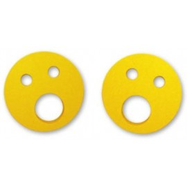 Baby nadlehčovací kroužky (žluté)