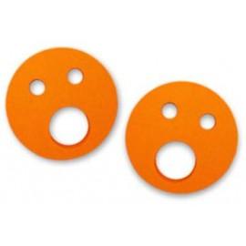 Baby nadlehčovací kroužky (oranžové)