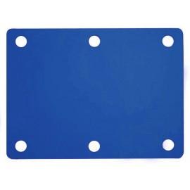 Plavecký ponton modrý (100x70x3,8cm)