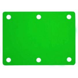 Plavecký ponton zelený (100x70x3,8cm)