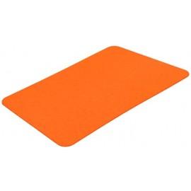 Cvičební podložka 1000x630x8mm oranžová