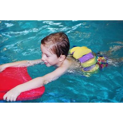 Plavecký pás Tutee 11 dílků (varianta červená)