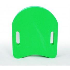 Plavecká deska LEARN JUNIOR zelená (30x31x3,8 cm)