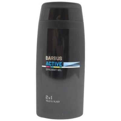 Barbus Active Sprchový gel 2v1 250ml