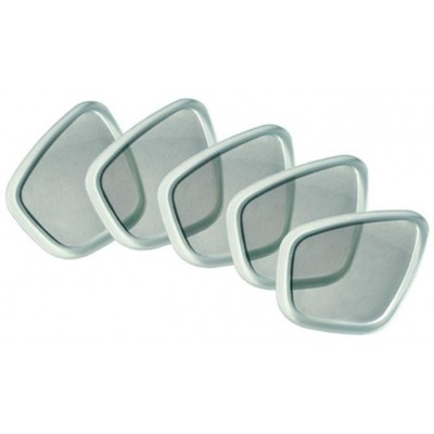 Corrective lens for optic masks +1.75, +2.25, +2.75