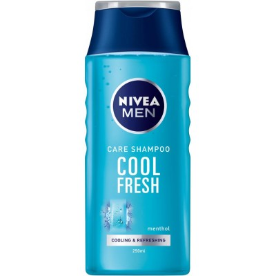 Nivea Men Šampon Cool Fresh 250 ml
