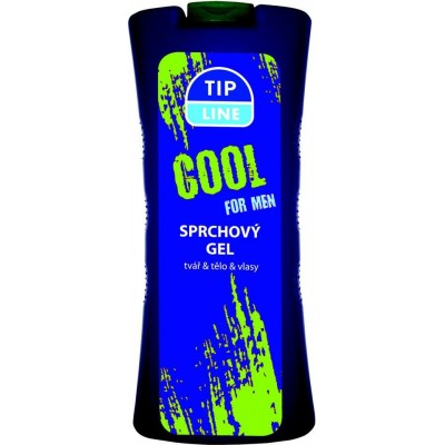 Tip Line Sprchový gel Cool for Men 500 ml