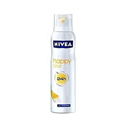 Nivea Sprej antiperspirant Happy Time 150 ml