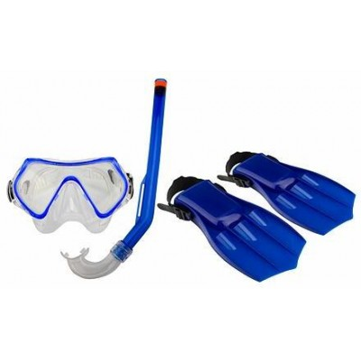 Junior dětský potápěčský set modrá varianta 36773