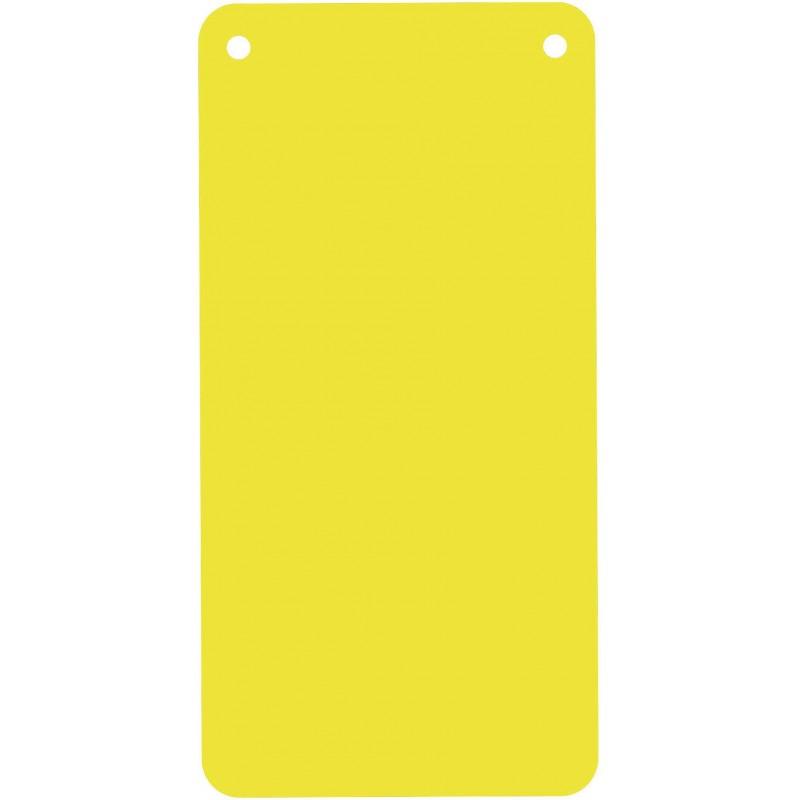 Cvičební podložka s oky - více barev (1000x500x8mm) žlutá