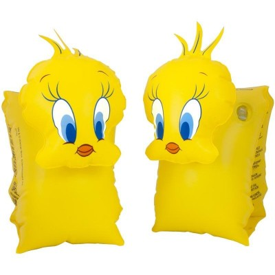 """TWEETY"" ARMBANDS"