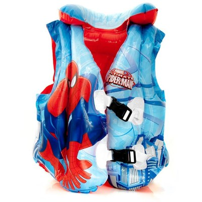 """SPIDER-MAN' 3-6 years SWIM VEST"