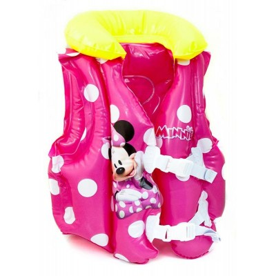 """MINNIE' 3-6 years SWIM VEST"