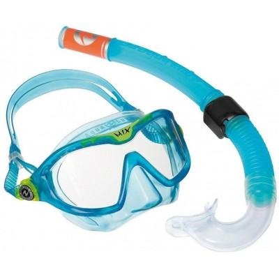 Aqualung Sport  dětský šnorchlovací a potápěčský set COMBO MIX + SNORKEL