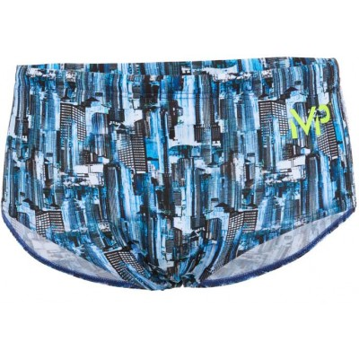 Michael Phelps plavky CITY MAN BRIEF MULTICOLOR pánské