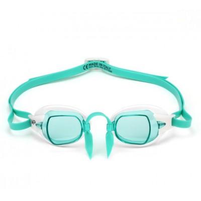 Michael Phelps plavecké brýle CHRONOS  zelený zorník zelená/bílá