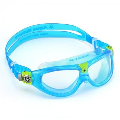 Aqua Sphere plavecké brýle Seal Kid 2 XB čirý zorník