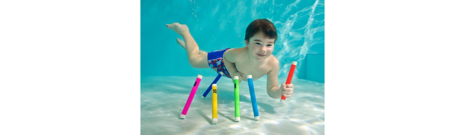Hry ve vodě