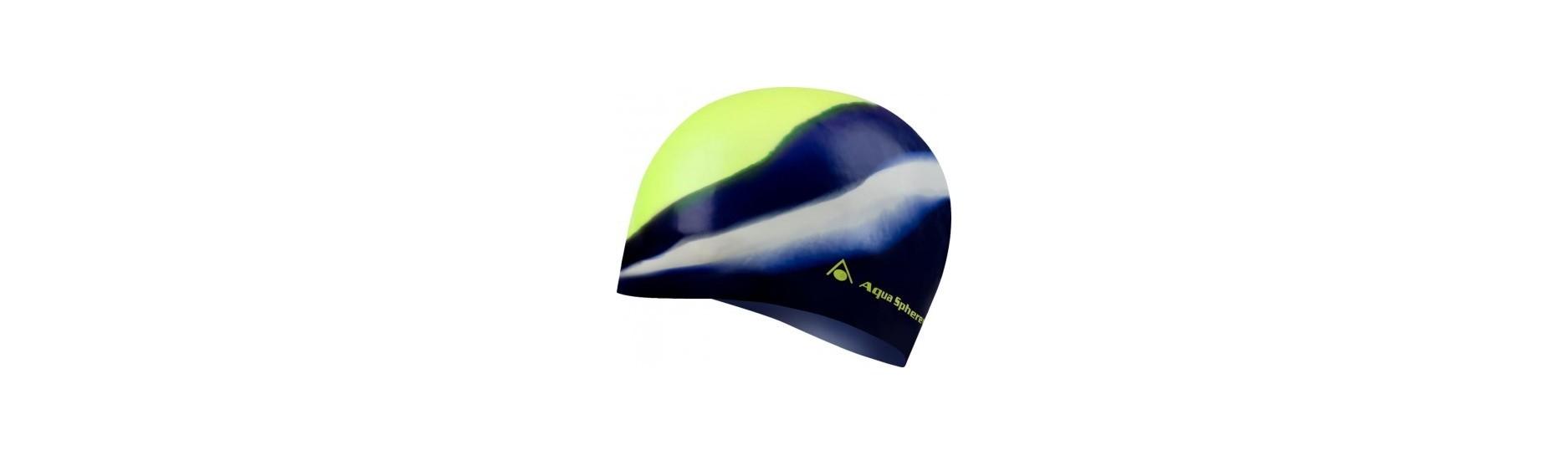 Plavecké čepice