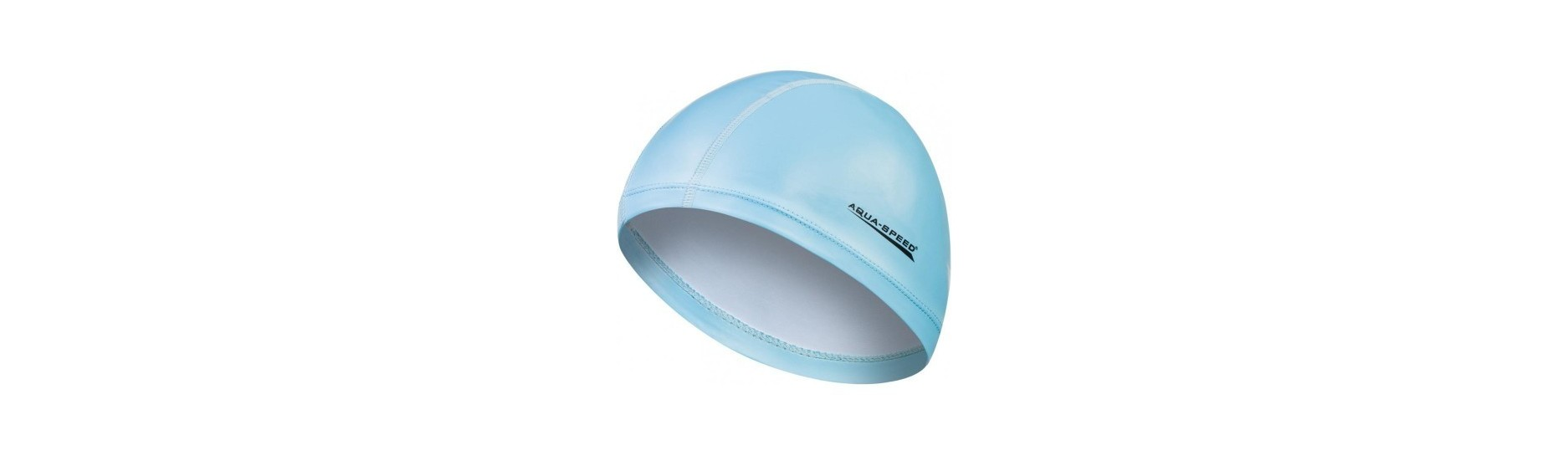 Látkové plavecké čepice