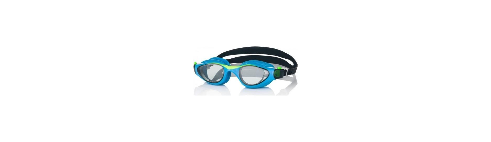 Jednodílné plavecké brýle