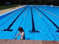 Tréninkové plavecké dráhy